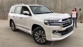 2019 MODEL LAND CRUISER 200 GXR V6 4.0L PETROL AUTOMATIC GRAND TOURING | Car Shop_Marques Brownlee