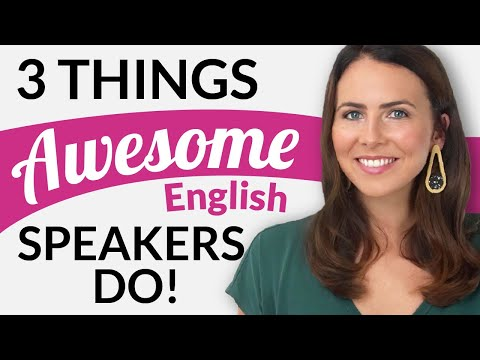 English Speaking Secrets ?? How To Have GREAT Conversations!