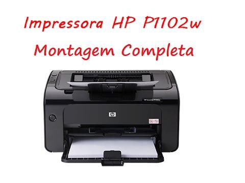 Montagem impressora hp1102w completa passo a passo parte 2 youtube youtube premium fandeluxe Gallery