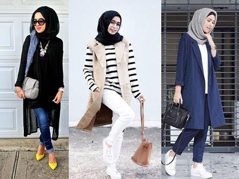 Trend Fashion Hijab Remaja Terbaru 2018 2019.