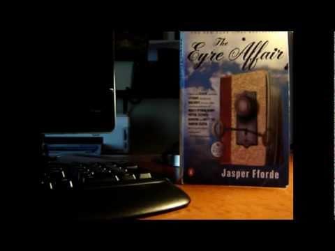 100 Books You Must Read - #33 - The Eyre Affair by Jasper Fforde