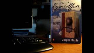 100 Books You Must Read - #33 - The Eyre Affair by Jasper Fforde