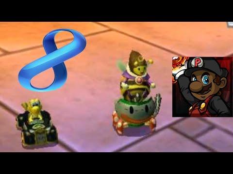 #8 - PKSparkxx' Tough Brakes Live! - Mario Kart 7 Online Races!