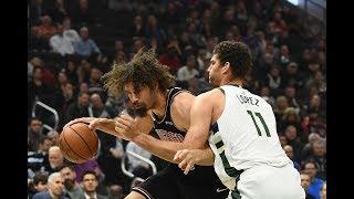 Brook vs. Robin Lopez   2019 Highlights Mix