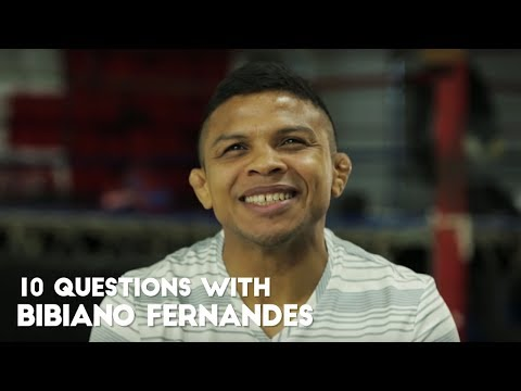 10 Questions With Bibiano Fernandes