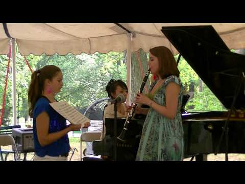 Debussy Rhapsody Cleveland Hungarian Garden