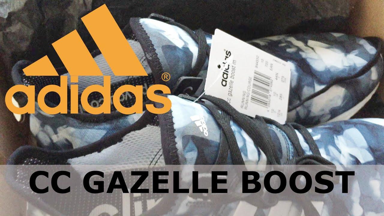adidas cc gazzella impulso autentico caratteristiche in modo dettagliato originale