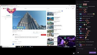 """Timthetatman Reacts To """"10 Best Places To visit In Dubai"""""""