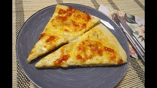 Пицца 4 сыра - итальянская кухня