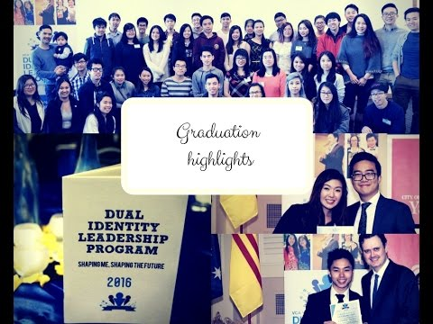 2016 Dual Identity Leadership Program - Graduation Video streaming vf