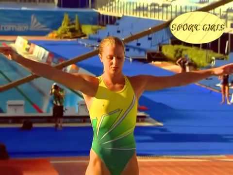 Very sexy Australian Diver Sharleen Stratton