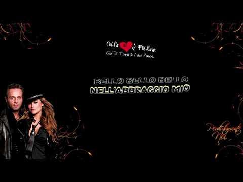 Gio Di Tonno & Lola Ponce Colpo Di Fulmine Karaoke strumentale ufficiale