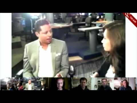 Fox 11 Google+ Hangout: Terrence Howard Talks Red Tails & Tuskegee Airmen