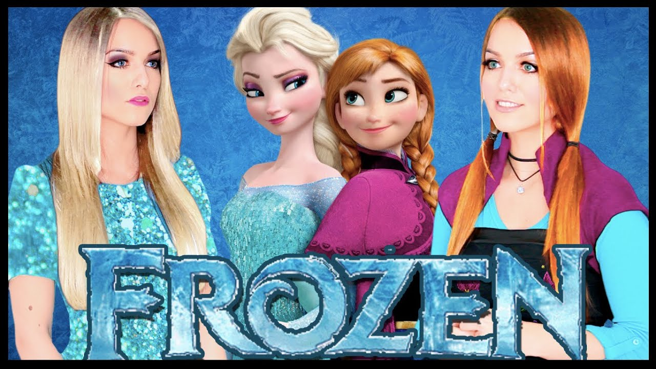 Frozen Por Uma Vez Na Eternidade Reprise Nao Da Youtube