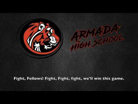 Armada High School Fight Song: