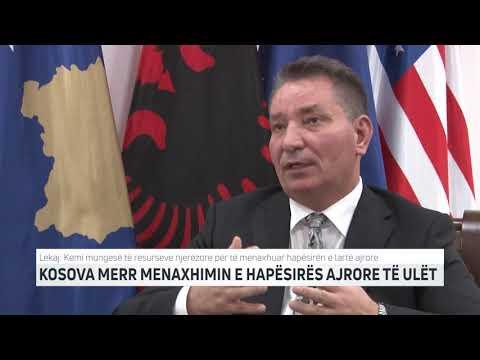 KOSOVA MERR MENAXHIMIN E HAPËSIRËS AJRORE TË ULËT