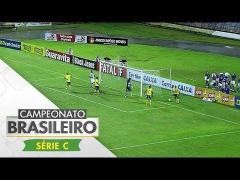 Melhores Momentos - CSA 1x1 Confiança - Série C (16/06/17)