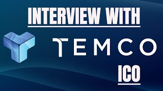 TEMCO | 1st ICO on the RSK Blockchain powered by Bitcoin | Interview