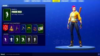 "NEW SKIN ""SHIFT"" MORE NEW BAILES IN FORTNITE SEASON 5"