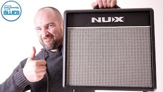 The ULTIMATE Little Practice Amplifier! The NUX Mighty BT-20 Amplifier