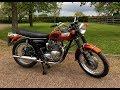 Triumph Daytona 1971 500cc forSale