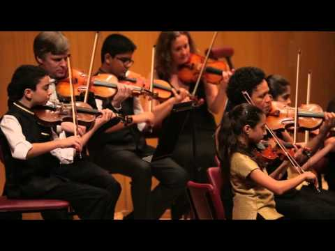 Haydn's Toy Symphony: Mehli Mehta Music Foundation with the Australian World Orchestra October 2015