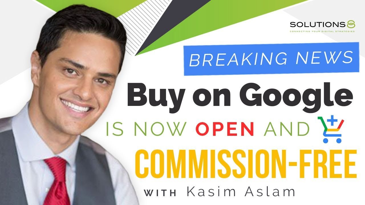 Breaking news! Buy on Google is now open and commission-free, but what does that really mean?