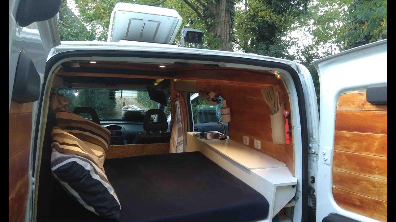 Opel Combo 8.8 cdti Van Conversion - Mini Camper