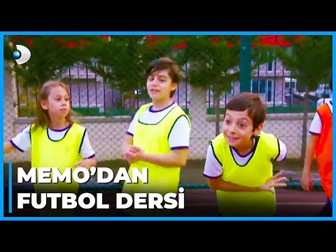 Futbolcu MEMO! - Memo Futbol Dersi Veriyor - İkizler Memo-Can 4. Bölüm
