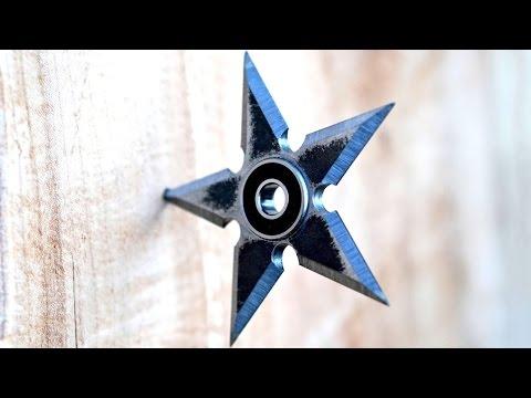 DIY Fidget Spinner - Simple & Fun Life Hacks | by Hack Room
