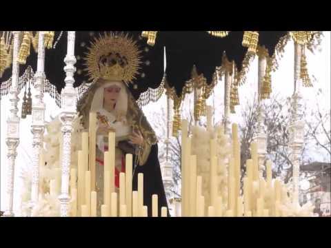 Hermandad de los Dolores de Torreblanca llegando a la calle Albérchigo 2016