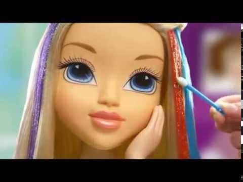 Куклы мокси гёрлз волшебные волосы