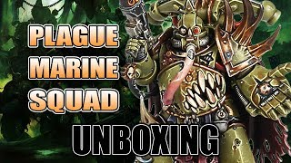 Multi-Part Plague Marines Kit: Worth it? REVIEW