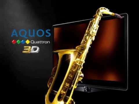 SHARP AQUOS Quattron 3D