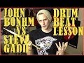 Epic Drum Beat! John Bonham Vs Steve Gadd - Drum Lesson #125