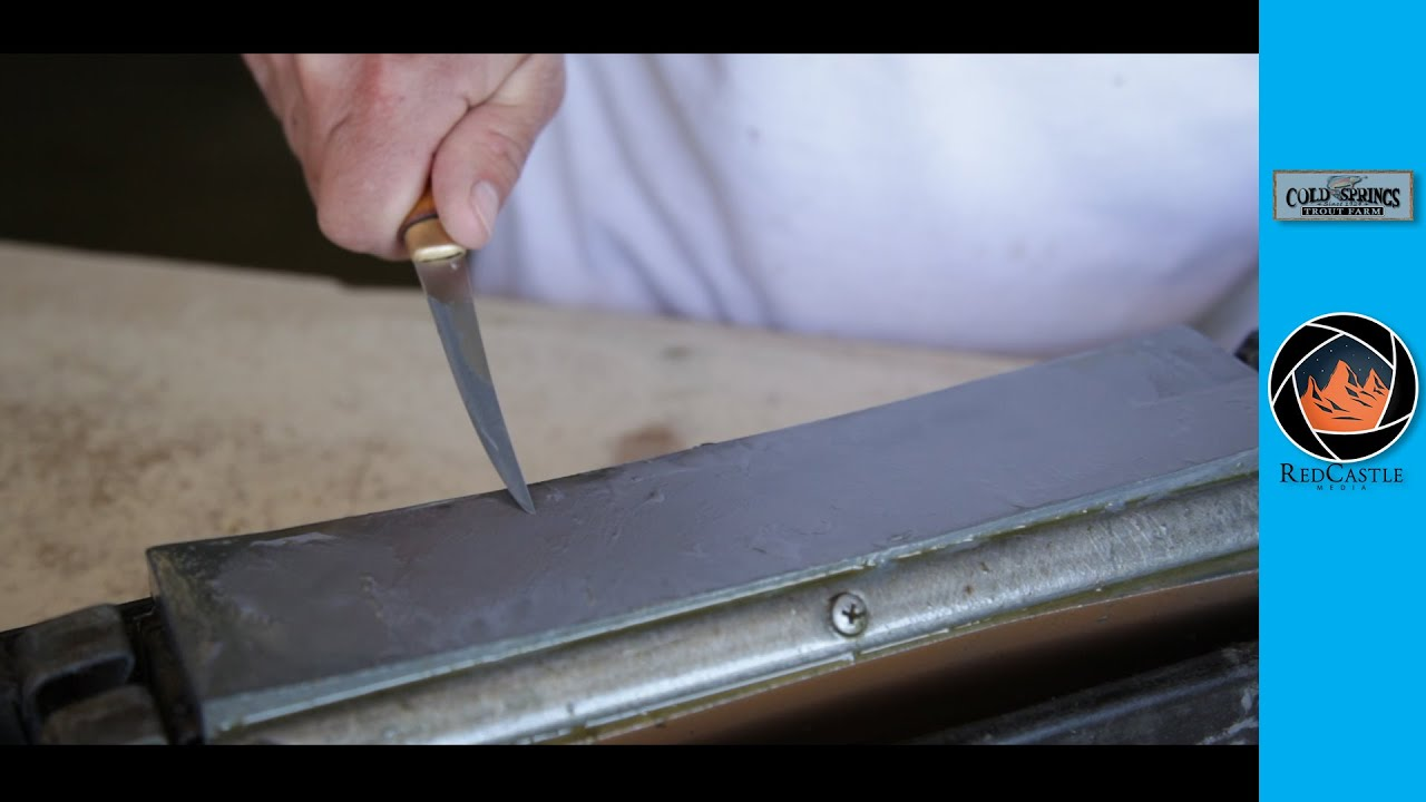How to Sharpen a Fillet Knife - How to Sharpen a Fillet Knife