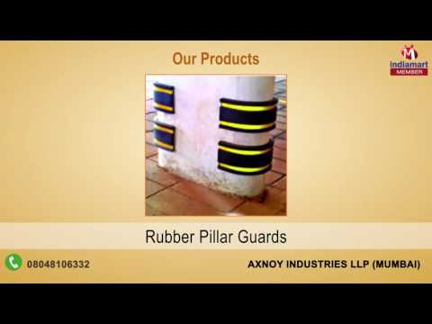 Column Guards By Axnoy Industries Llp, Mumbai