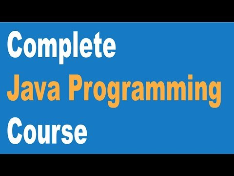 Java Programming Complete Tutorial for Beginners to Advance | Complete Java Training for all