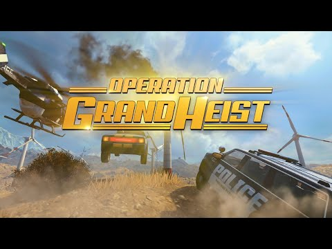 Call of Duty: Black Ops 4 - Operation Grand Heist Official Trailer thumbnail