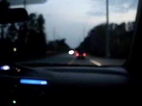 07 Civic Night Driving #1