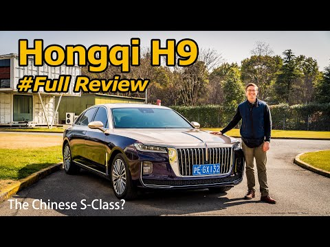 The Chinese S-Class that looks like a Rolls-Royce and Drives like a…