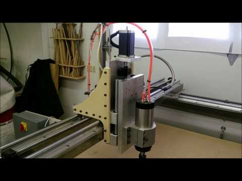 Overview of my DIY CNC Router