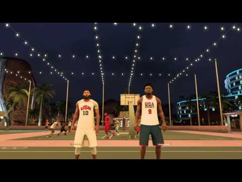 NBA2K17/almost all-Star 1!!!!!!!!!!