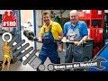 Citroen-Kolben durch Motorblock geschossen! 😲 & Stoßdämpfer wechseln mit Holgers neuem Werkzeug