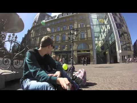 A Day In Frankfurt - Montage - GoPro - 2016