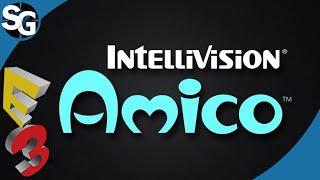 Intellivision Amico - Fขll E3 2021 Showcase Live Stream