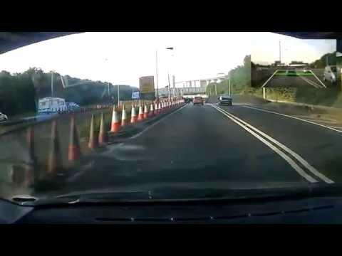 dartford tunnel drive through