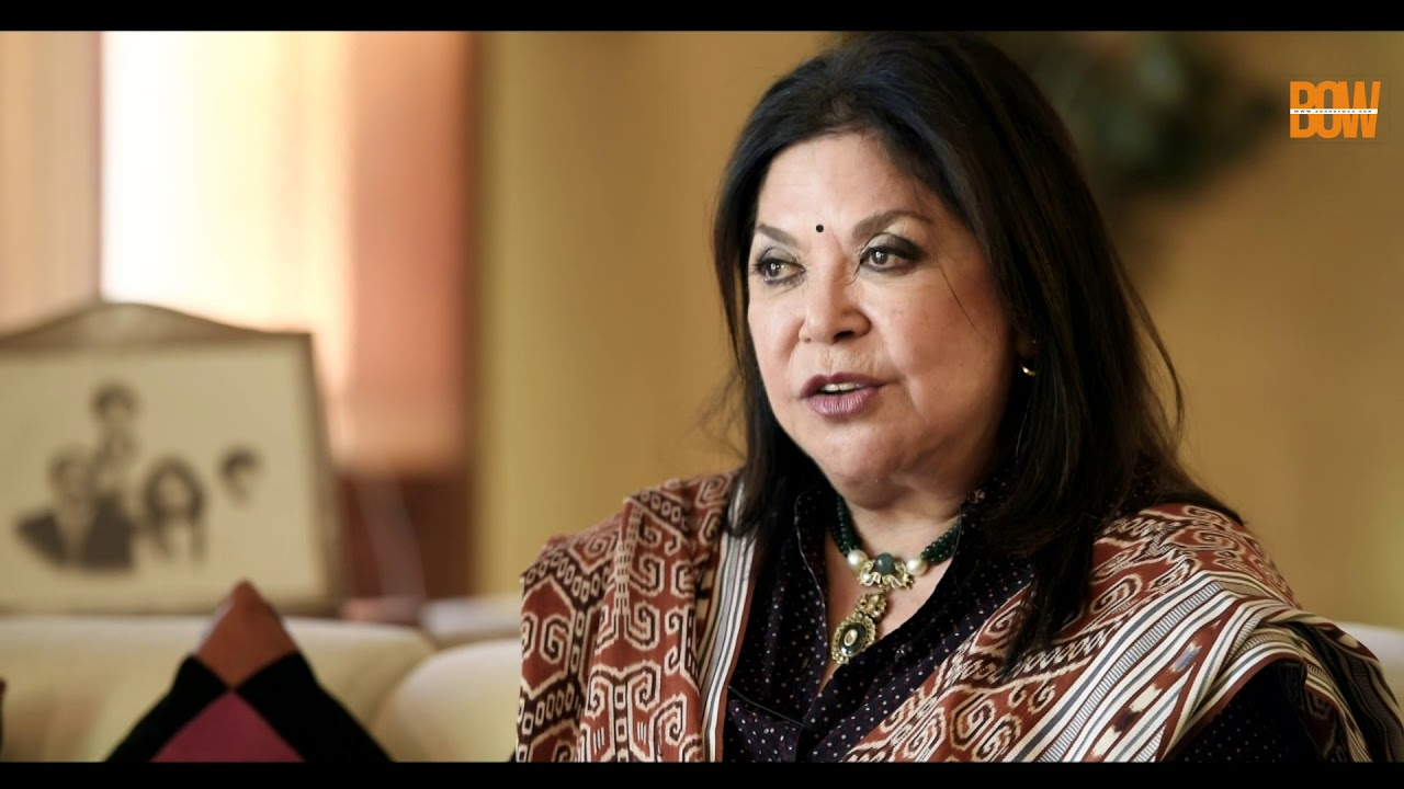 Designer Ritu Kumar On What Makes A Brand Successful Bornofweb Youtube