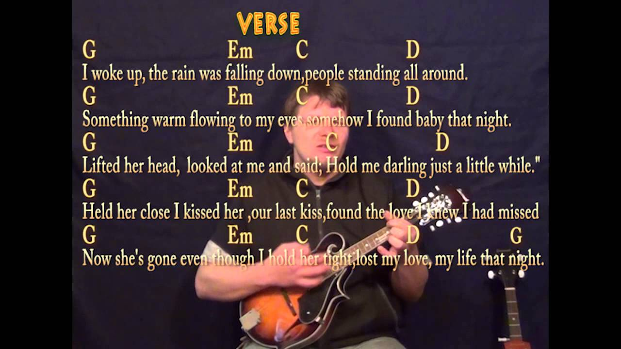 Last kiss mandolin easy cover lesson with tab and lyrics youtube last kiss mandolin easy cover lesson with tab and lyrics hexwebz Choice Image