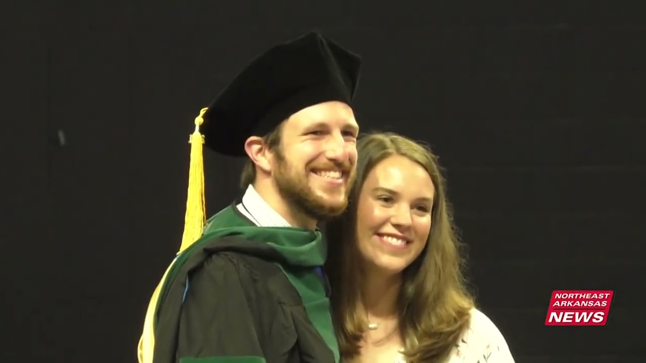NYIT COM at A-State graduates a new class of physicians
